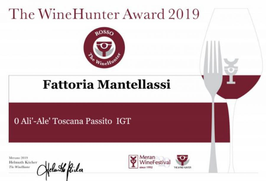 A due rossi toscani  il WH Award 2019