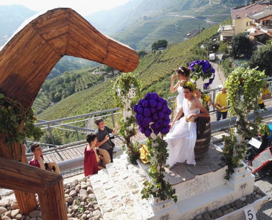 Festa dell'Uva in Val di Cembra
