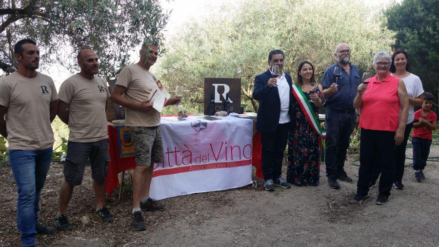 Laerru: consegnate le Medaglie d'Oro all'Azienda Tenute Rossini