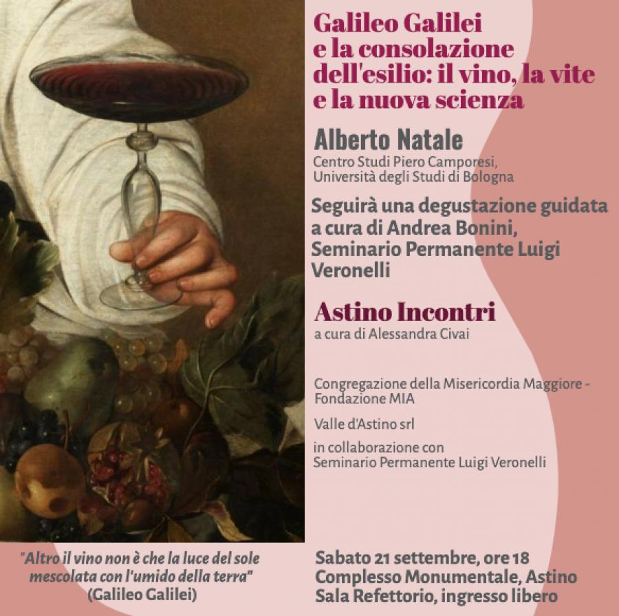 Alberto Natale racconta Galileo Galilei