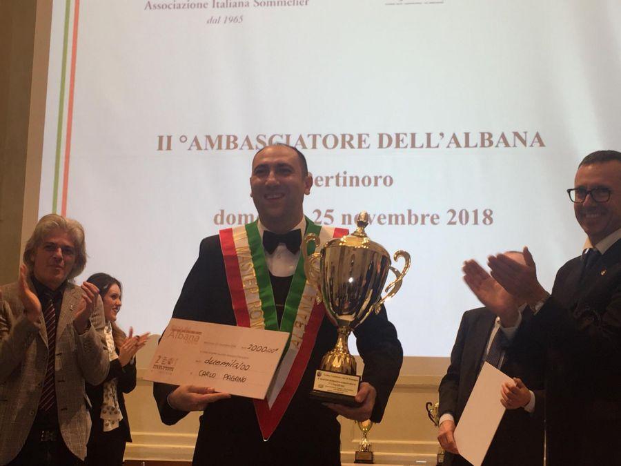 Vino al vino: Bertinoro celebra Albana di Romagna