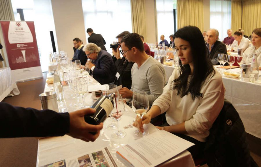 Charity Wine Masterclasses