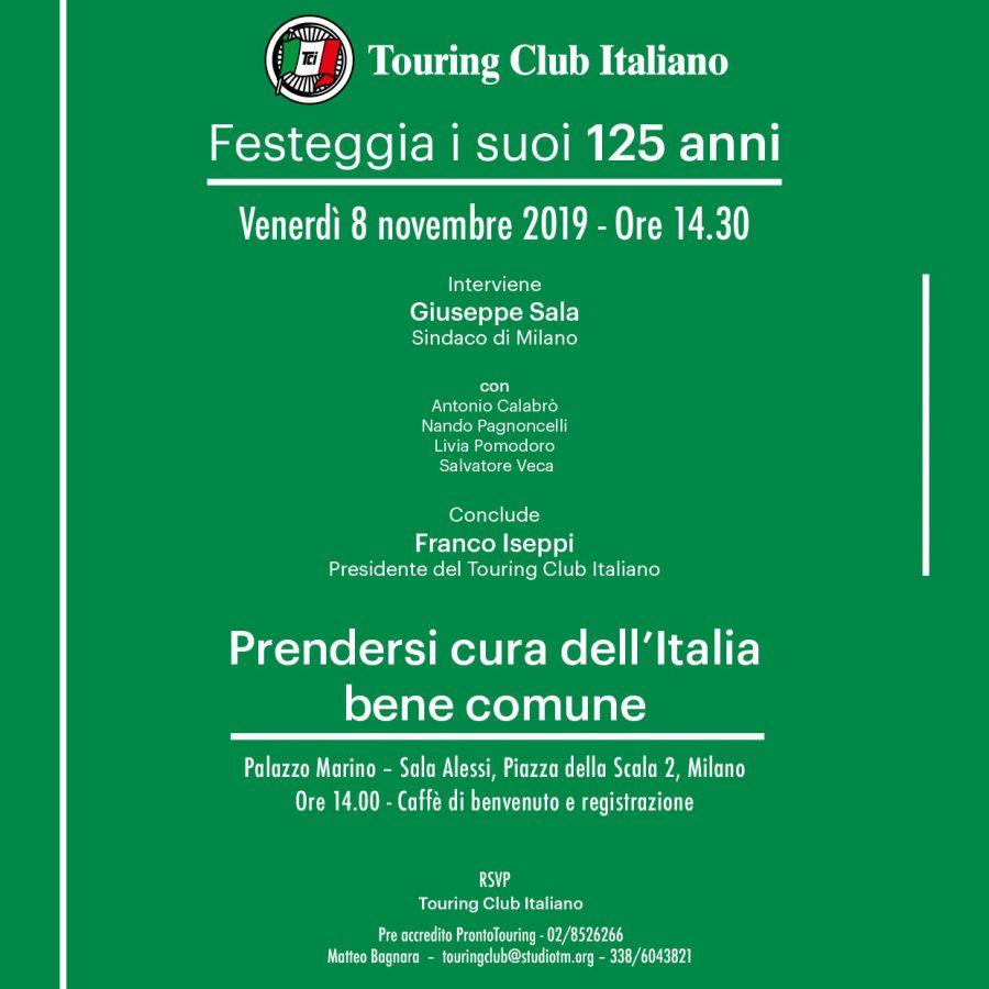 Prendersi cura dell'Italia bene comune
