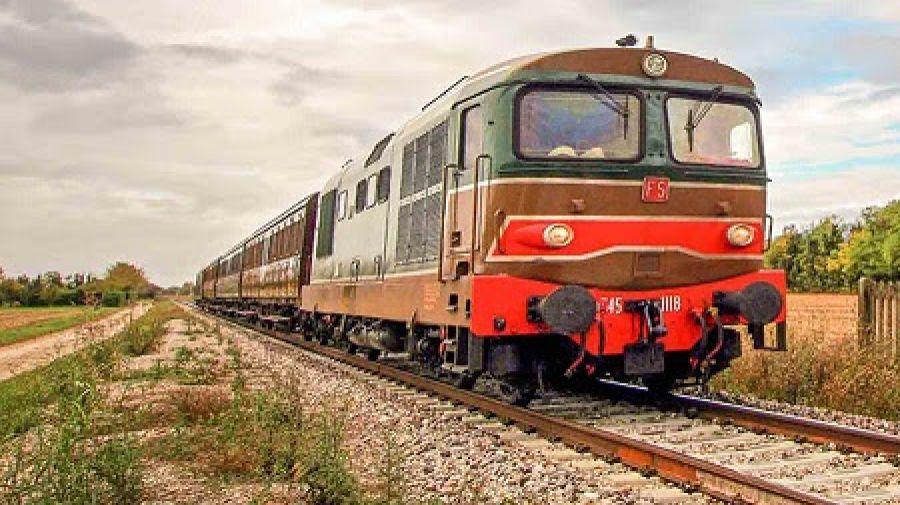 In viaggio con il Treno Storico