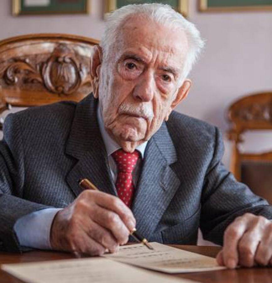 Compie 100 anni il fondatore e pioniere del Prosecco Giustino Bisol