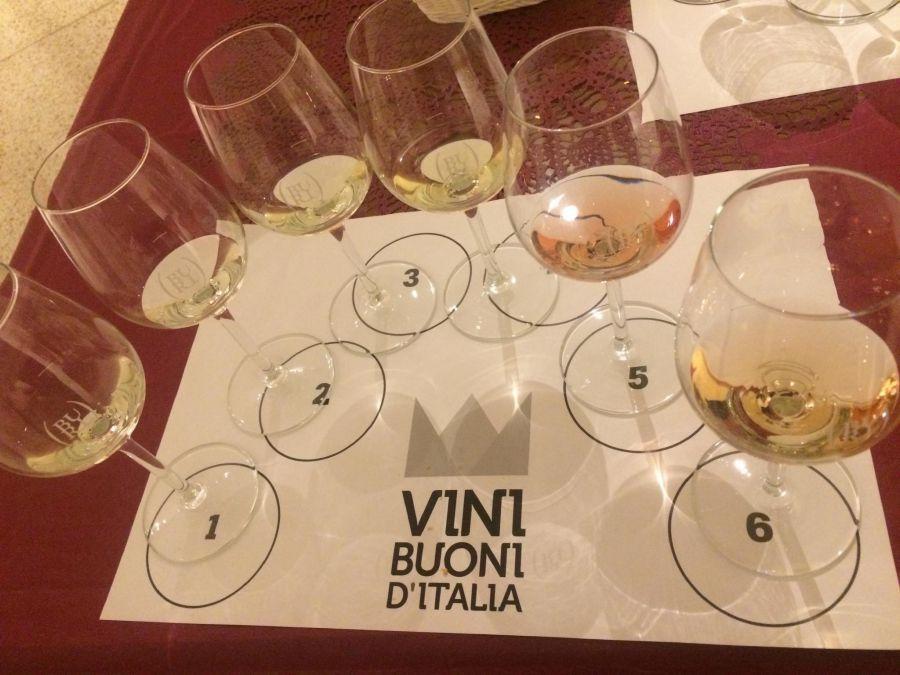 Fvg migliore regione italia per VINIBUONI D'ITALIA bianchi autoctoni