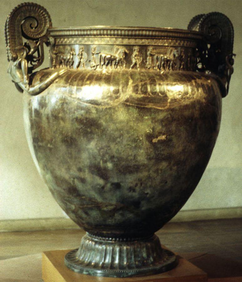 Furono i Greci a introdurre il vino in Francia?