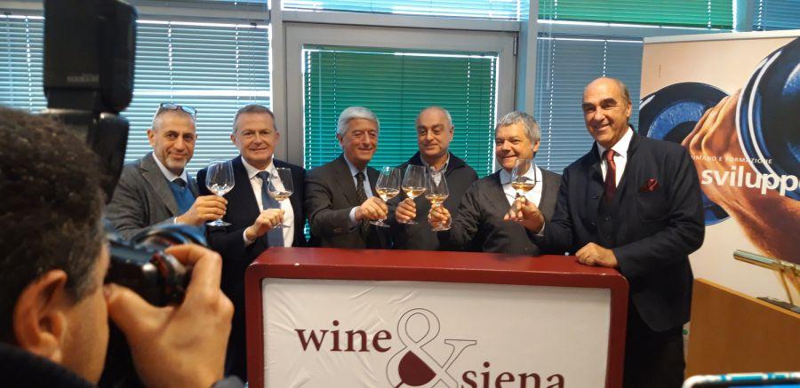 Wine&Siena al S.Maria della Scala