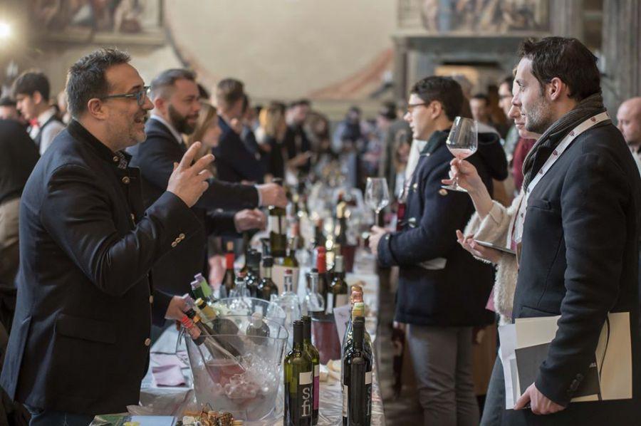 Tutto pronto per Wine & Siena