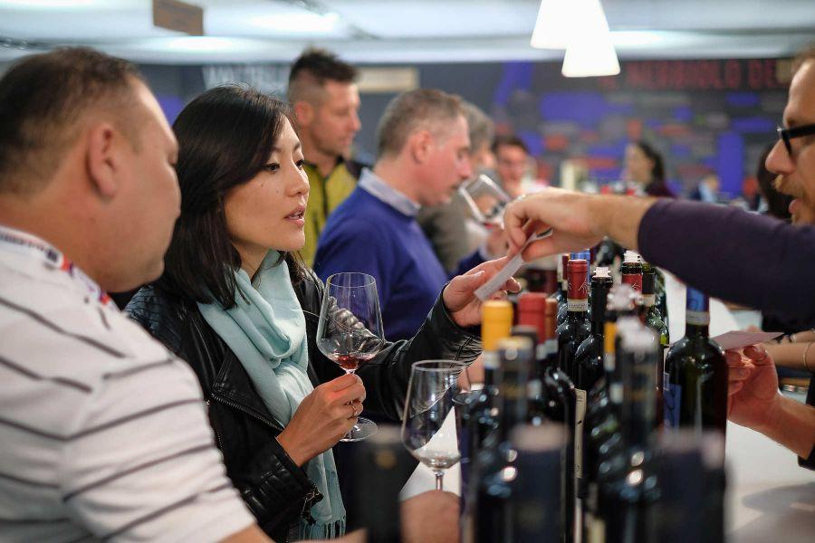 Nel caos l'export del vino