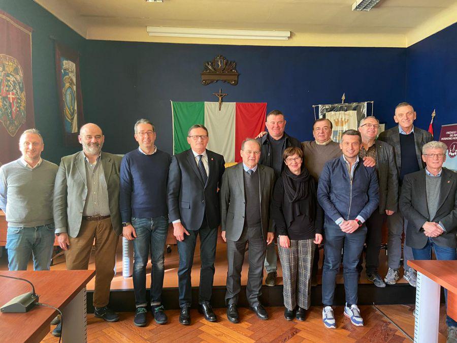 Aggiornato il Coordinamento delle Città del Vino del Piemonte