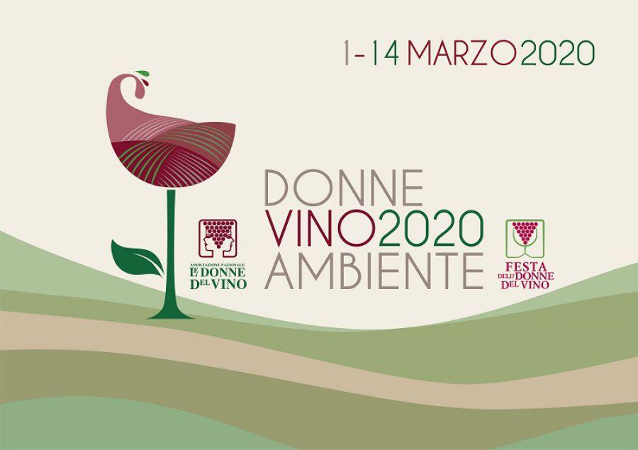 8 Marzo: le Donne del Vino colorano di verde le botti