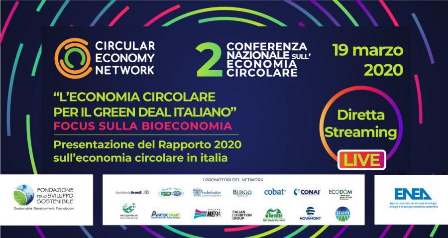 2 Conferenza nazionale economia circolare