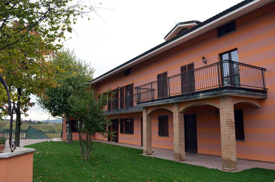 Tenuta Carretta offre Villa Garassino per ospitare i medici dell'ospedale di Verduno