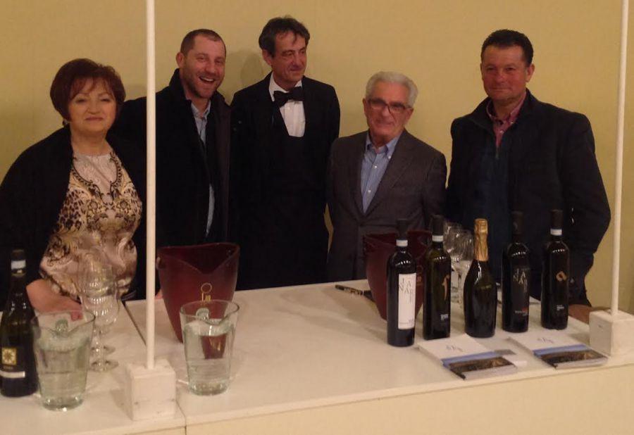 Falanghina e Sannio premiati ai I Migliori Vini Italiani 2015