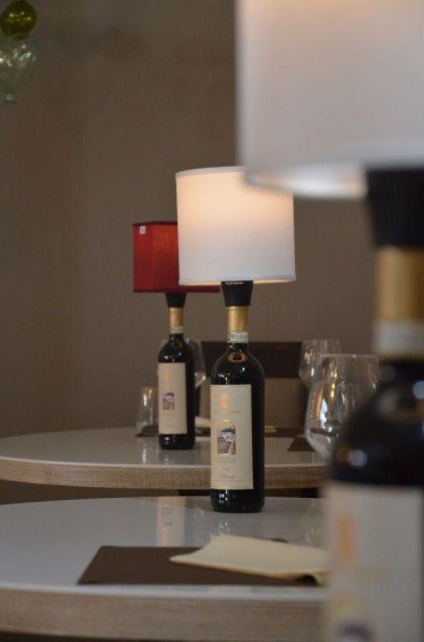 Crea la tua lampada bottiglia!