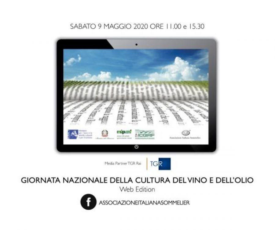 Giornata della Cultura del Vino e dell'Olio