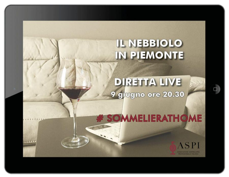 "Al via ""SOMMELIER AT HOME"""