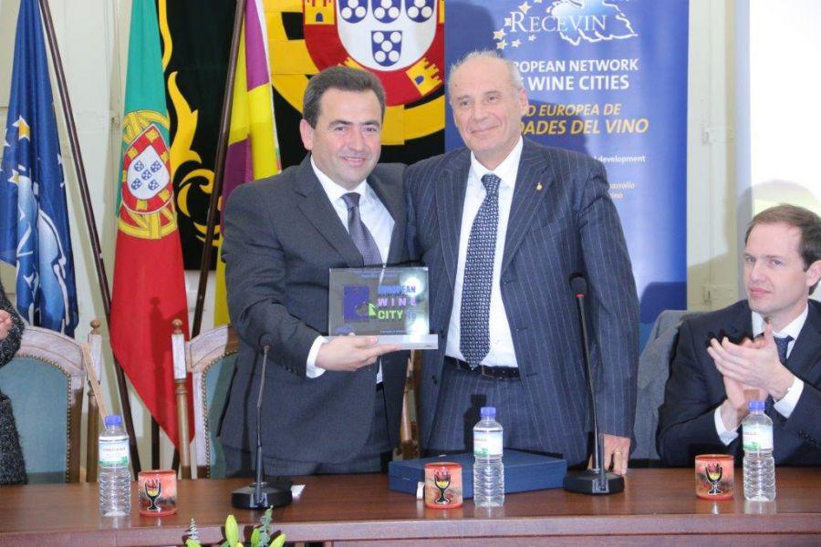Reguengos de Monsaraz (Portogallo) è stata scelta come Città del Vino d'Europa per il 2015