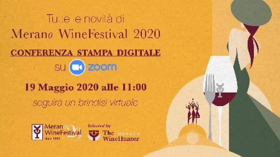 Merano Winefestival presenta le novita' 2020