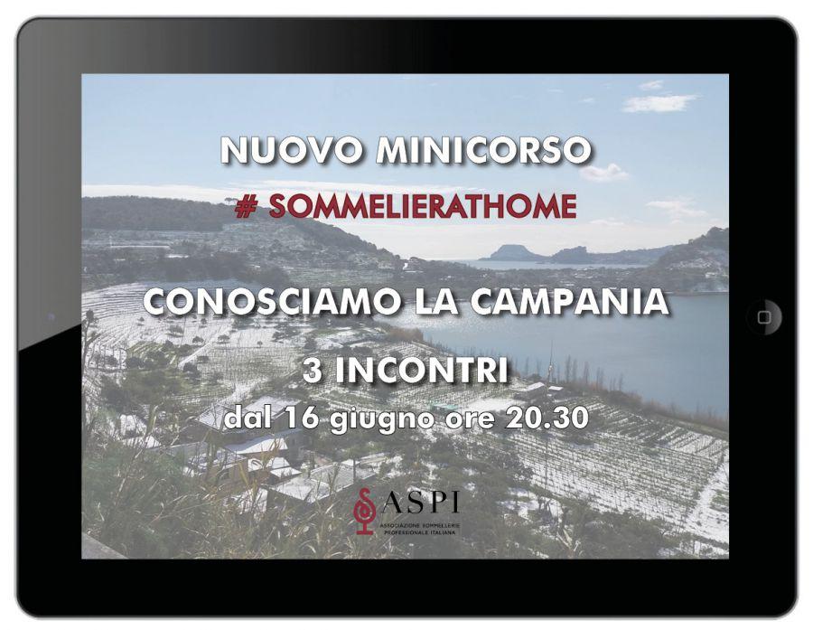 #SommelierAtHome:Campania