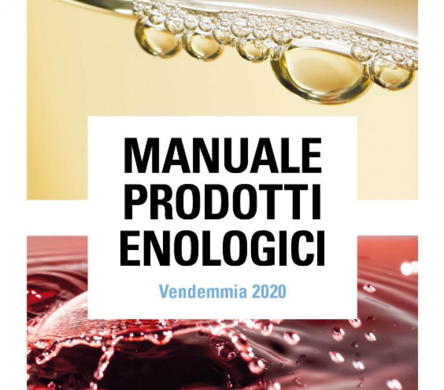 Manuale dei prodotti enologici 2020