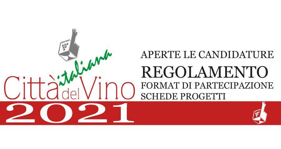 Città Italiana del Vino 2021: ecco il regolamento per le candidature