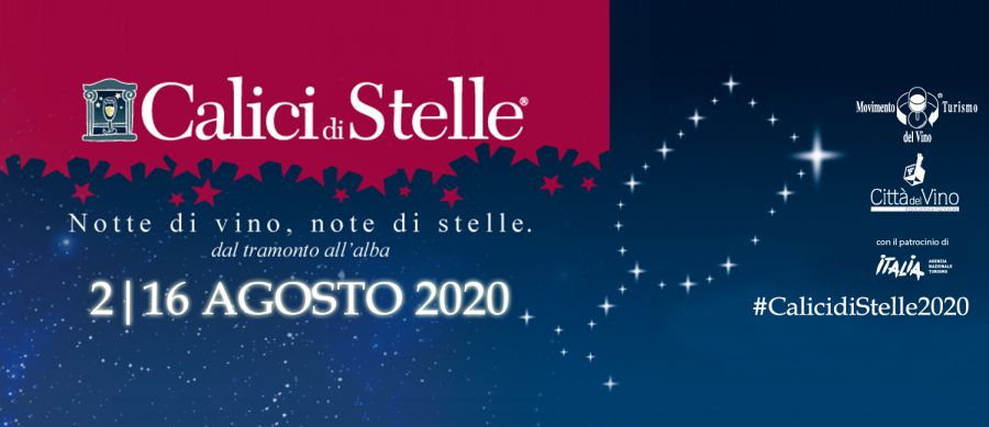 Calici di Stelle 2020 nelle Città del Vino del Lazio