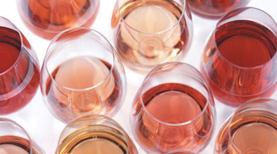 I migliori vini rosa d'Italia