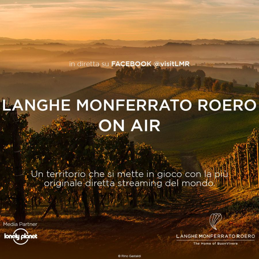 Langhe Monferrato Roero On Air