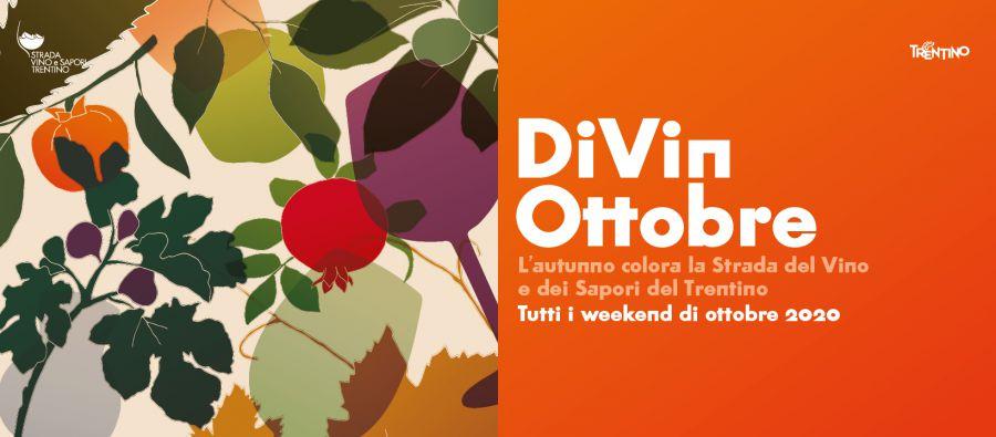 DiVin Ottobre invito al viaggio in Trentino