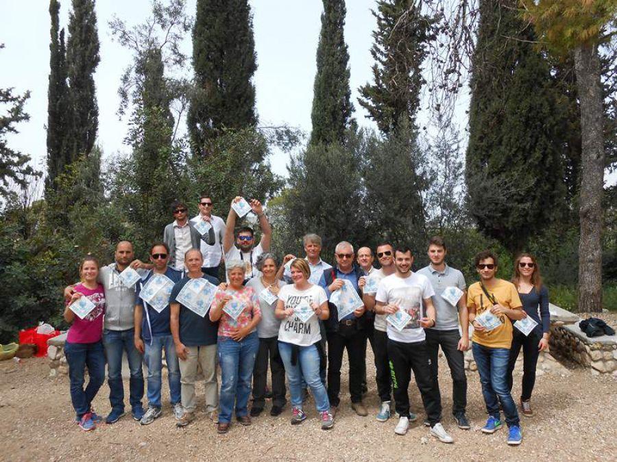 Mistero, passione e qualità: venti viticoltori italiani alla scoperta del vino israeliano