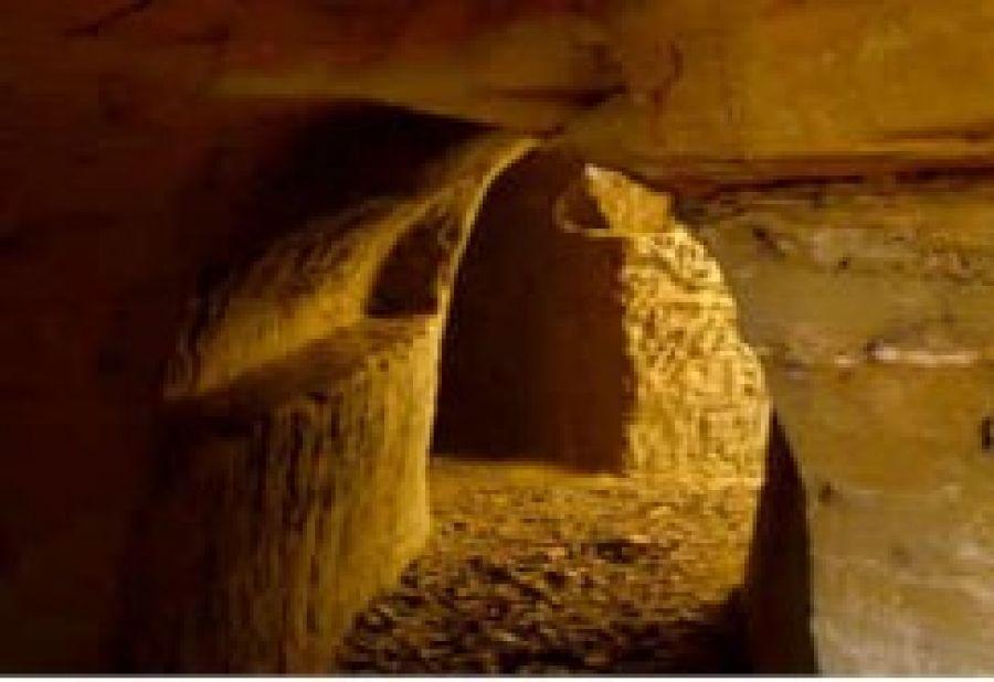 Grotte di Castiglione, tra storia e sapori