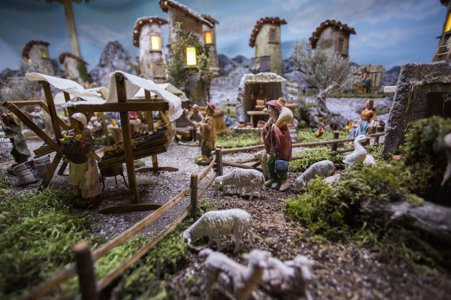 Presepi e feste del Natale 2020