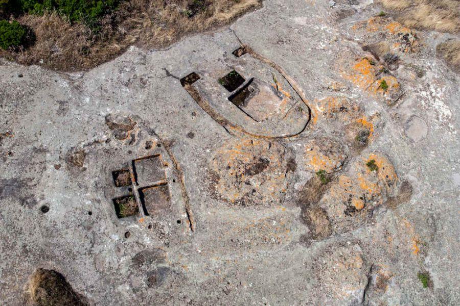 I palmenti rupestri di S'abba Druche - Bosa