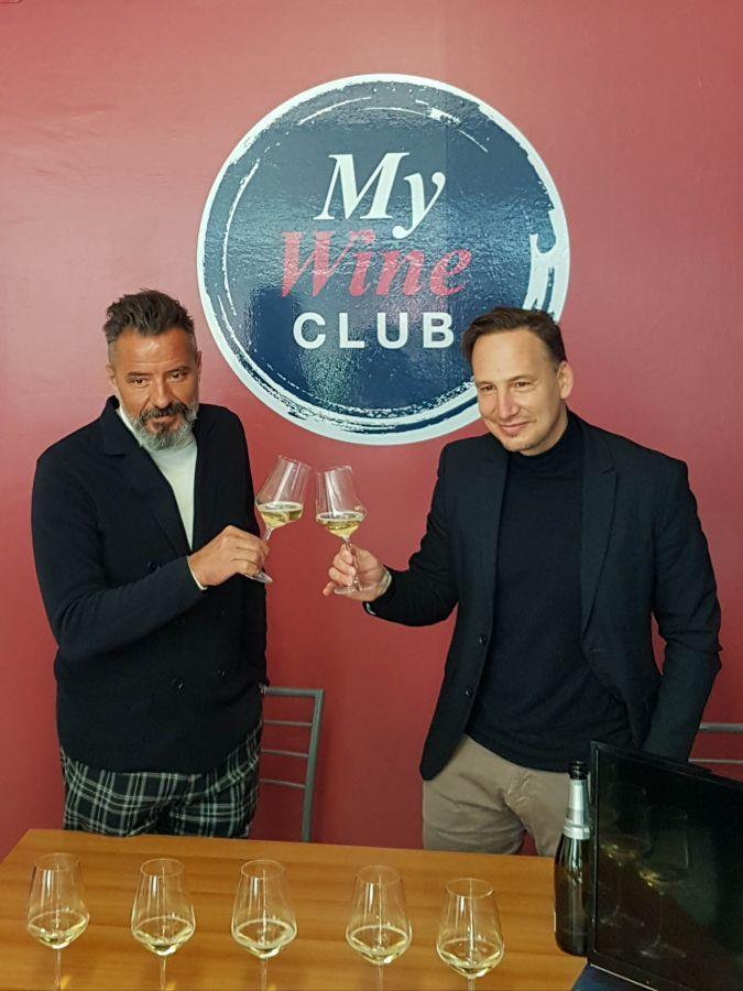 Nasce il primo My Wine Club