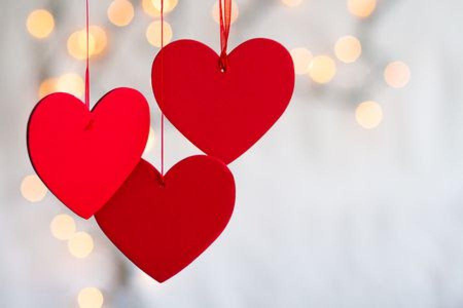 San Valentino in un territorio meraviglioso