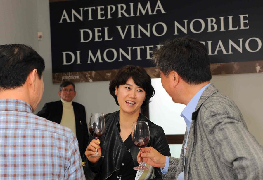 Nobile di Montepulciano: 500 milioni di valore. L'export sale al 76%