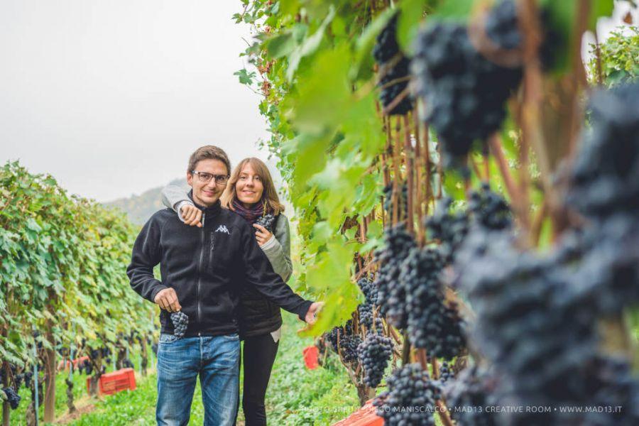 Un territorio straordinario, una storia di vino e amicizia...
