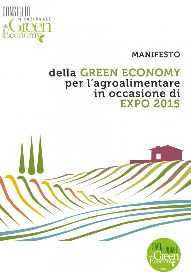 Firma anche tu il Manifesto della Green Economy per l'Agroalimentare