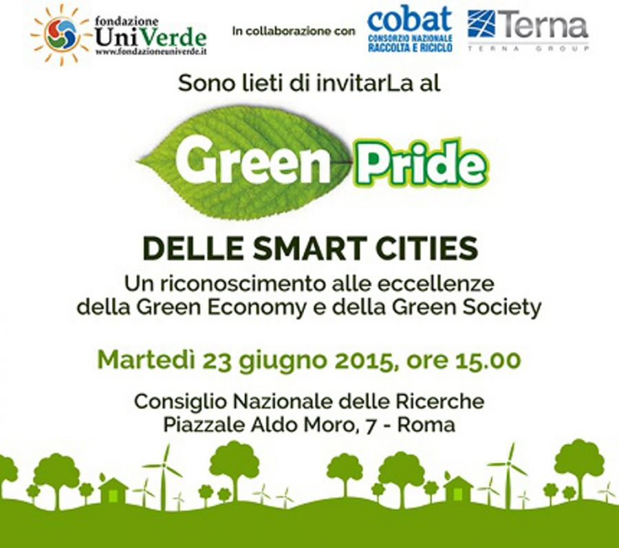 Green Pride delle Smart Cities