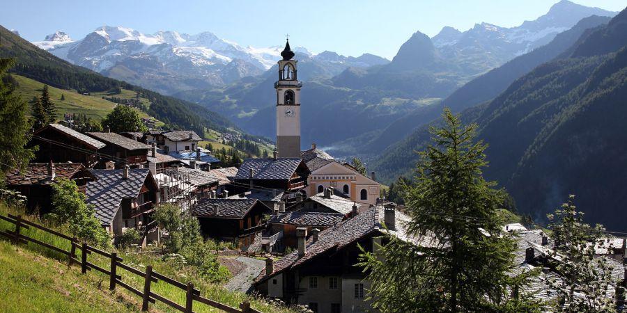 Calici di Stelle a Morgex in Valle d'Aosta