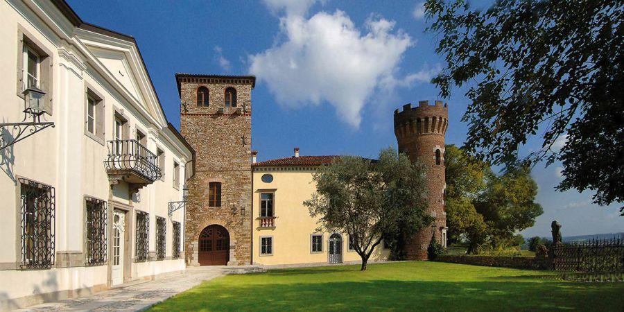 Calici di Stelle a Buttrio, Villa di Toppo-Florio