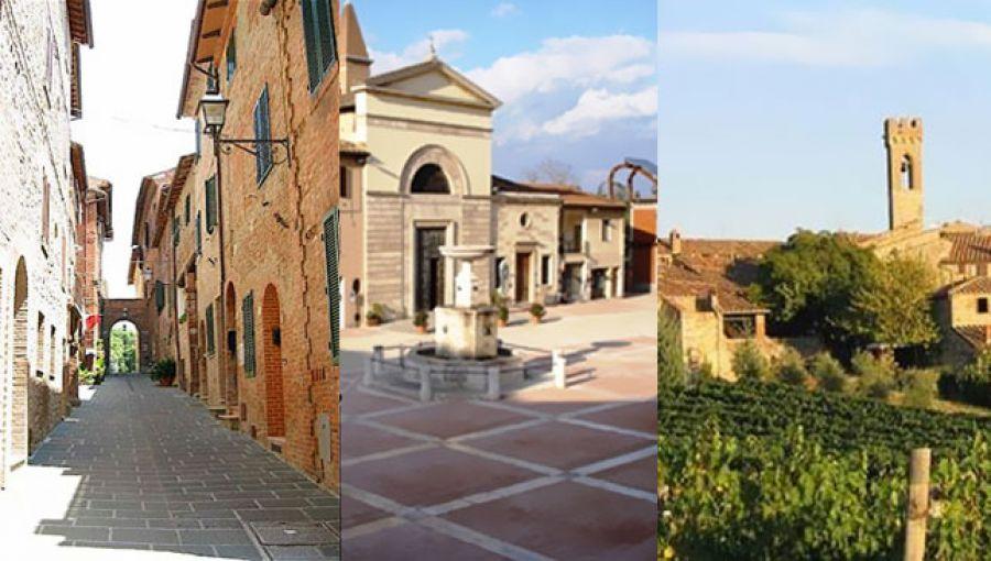 Domenica in Chianti, quattro itinerari alla scoperta del territorio