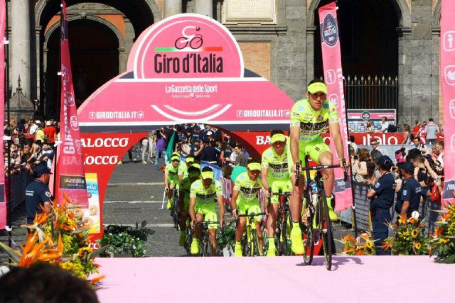 Chianti Classico Stage a cronometro per il Giro d'Italia 2016