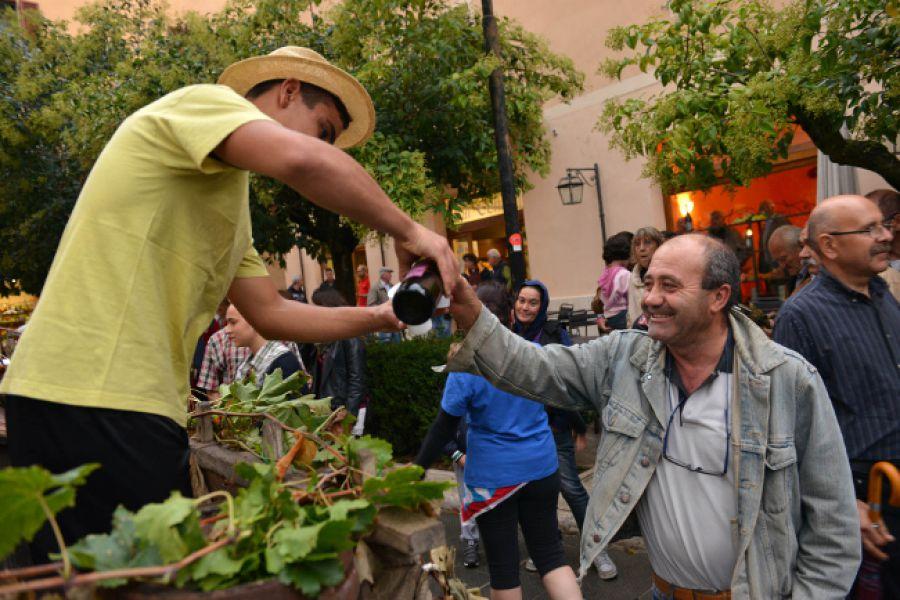 Chiusi, festa dell'uva e del vino nella terra degli Etruschi