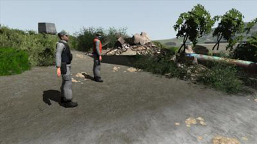 Simulatore per contrastare le emergenze ambientali