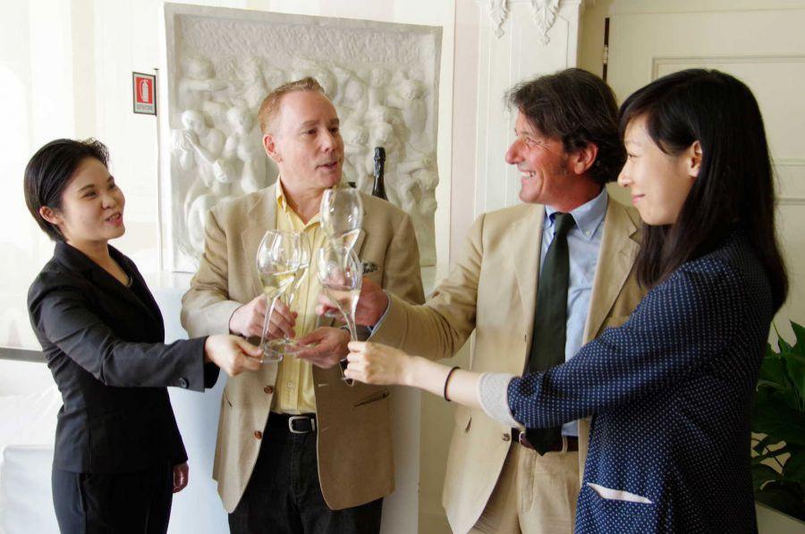 Riprende la domanda di vino in Cina