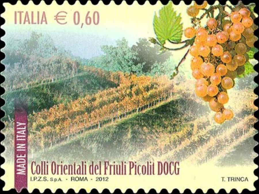 Colli Orientali del Friuli Picolit