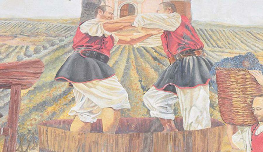 """Le vie del """"Cagnulari: un progetto di filiera del vino per il territorio del Coros"""